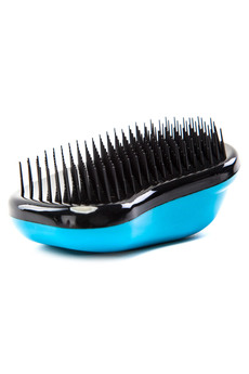Расческа для распутывания волос «НОУ ТЭНГЛЗ» 12х8 см синяя Bradex